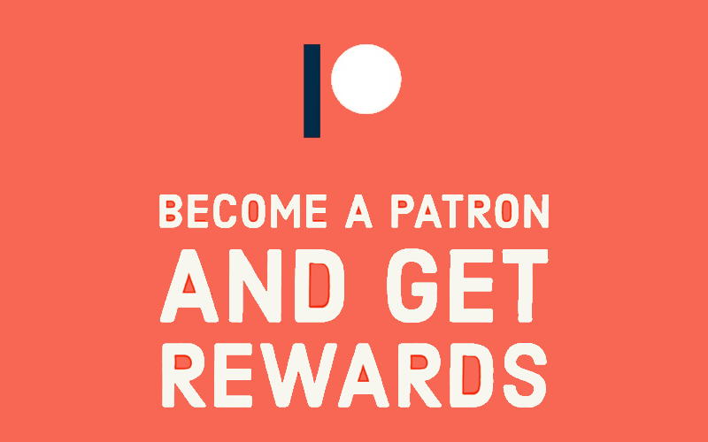 Support our work on Patreon.com